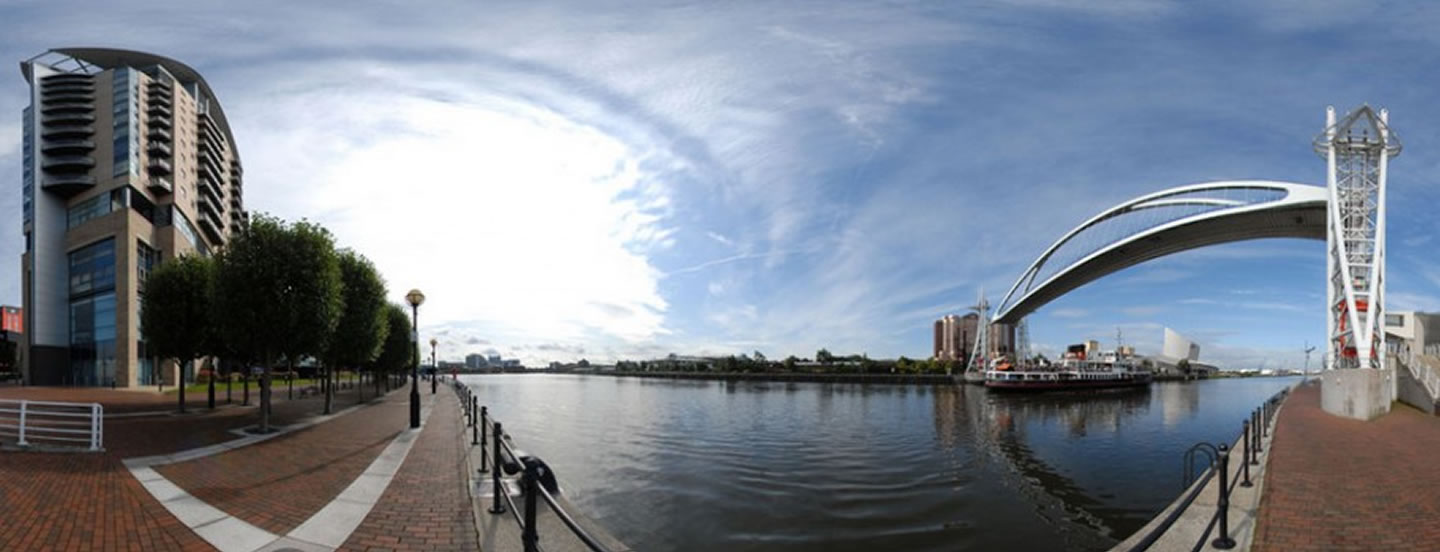 Manchester River Side