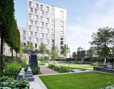 伦敦一区Canary Wharf 金融城豪华楼盘Goodmans Fields 古德曼斯项目
